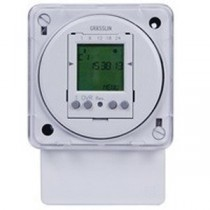 FM1D50A-120 - INTERMATIC One-Circuit Electronic Time Switch, 120VAC, 50 Programs