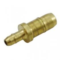 "B-261 - Schneider Electric Coupling, Brass, 1/4"" x 5/32"""