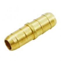 "B-264 - Schneider Electric Coupling, Brass, 3/8"" x 3/8 """