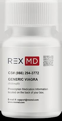 Viagra and Sildenafil | Rex MD ED Treatment