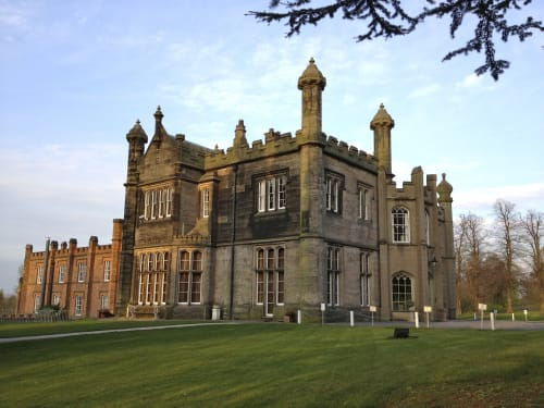 Hawkesyard Hall