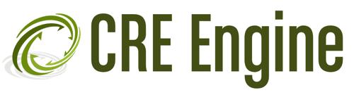 CRE Engine logo.