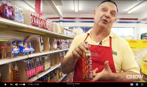 "The ""Obsessives: Soda Pop"" video."