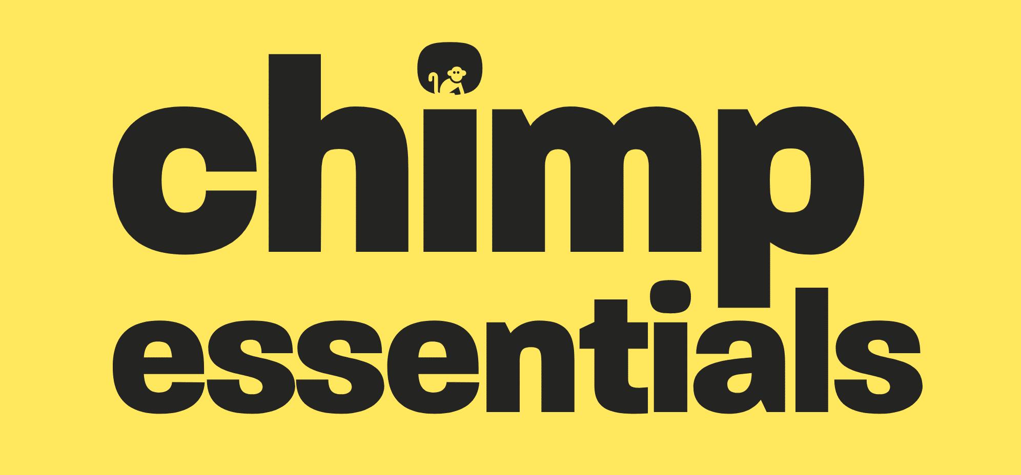 Chimp Essentials logo