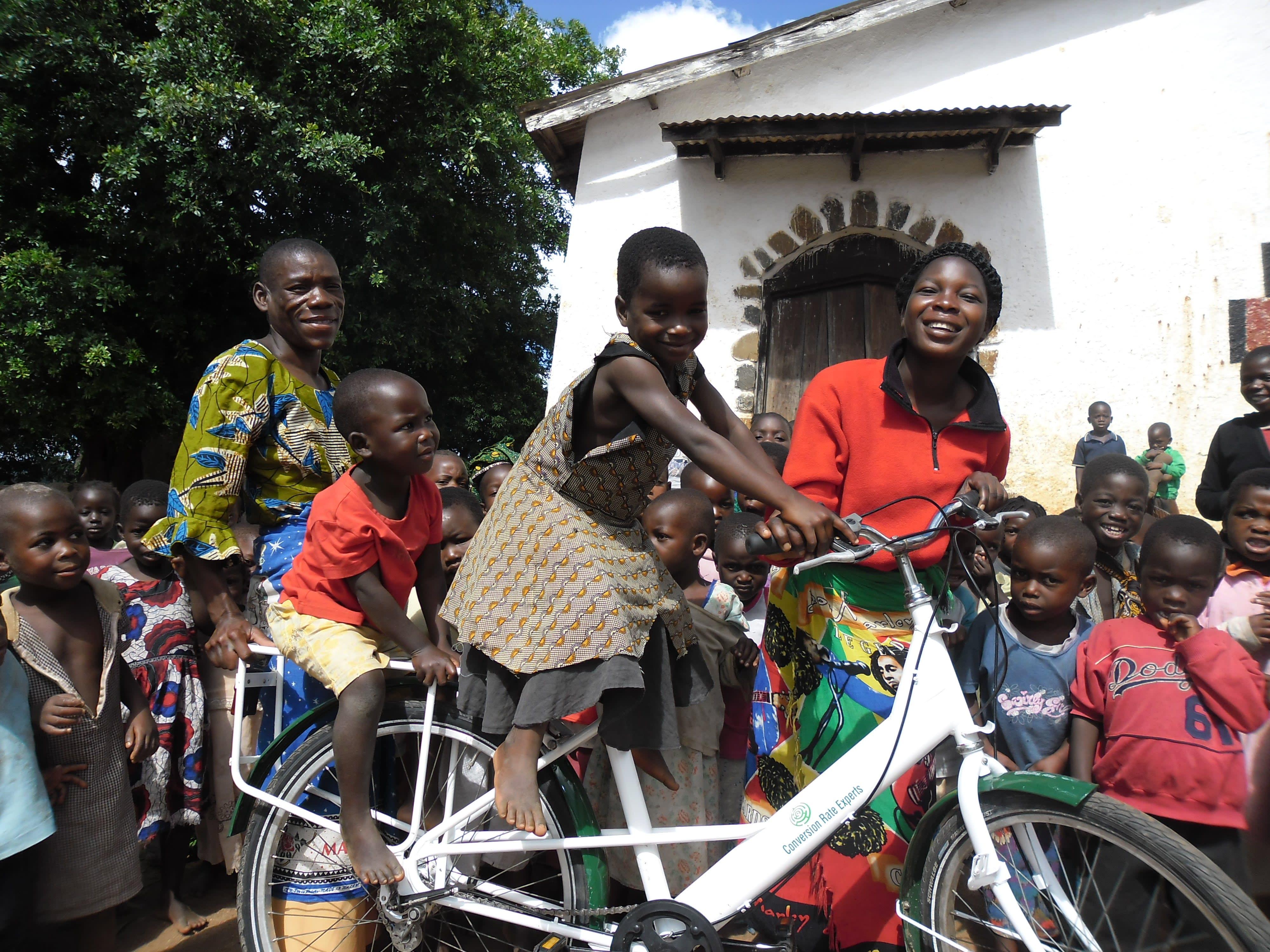 Chilomoni Bicycle Chase