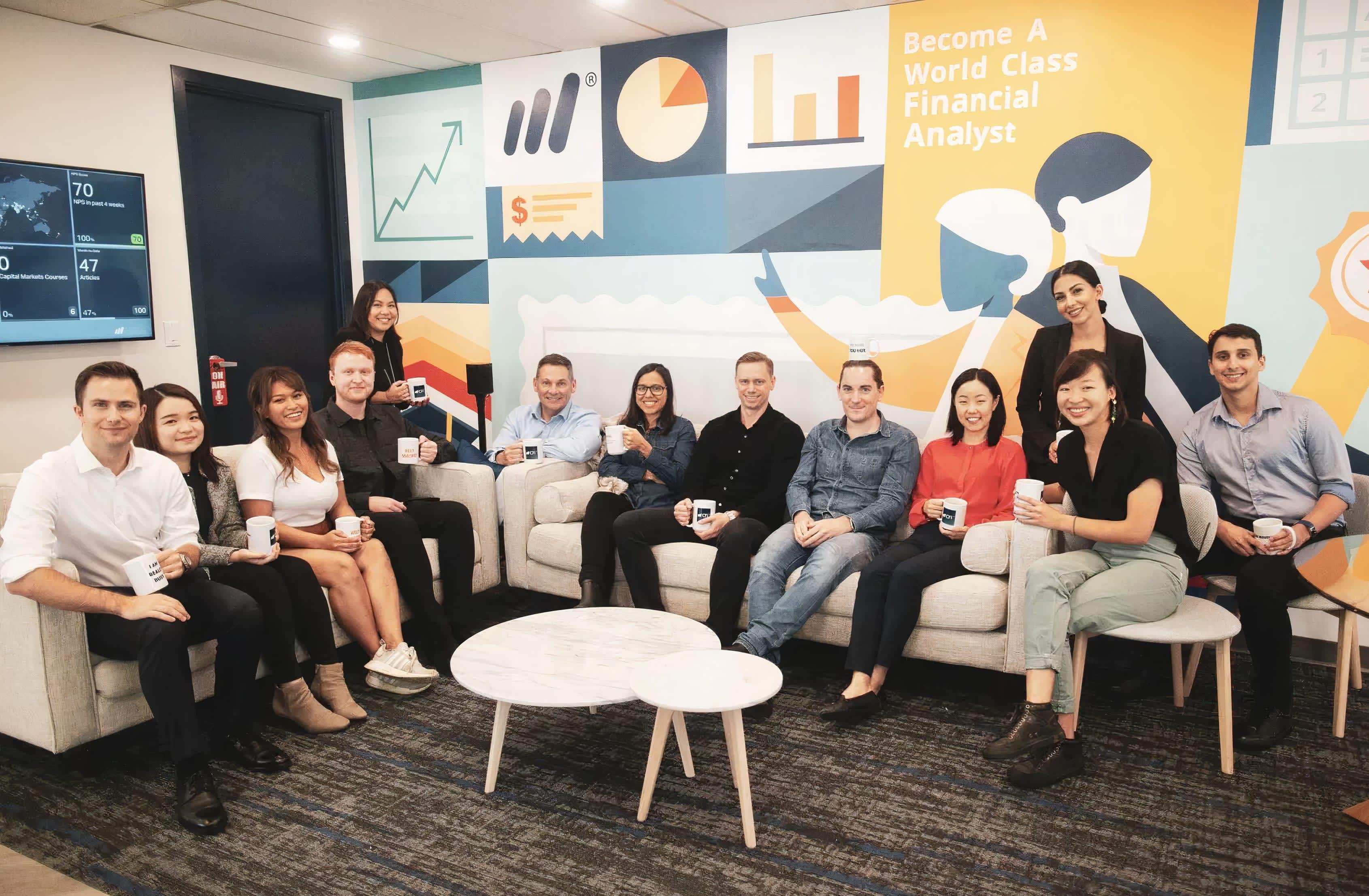 The Corporate Finance Institute (CFI) team
