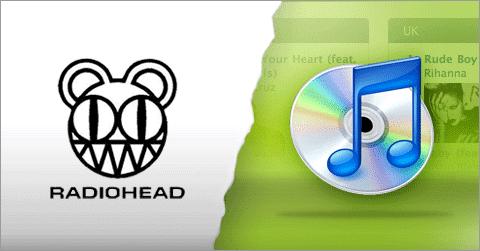 Radiohead vs iTunes