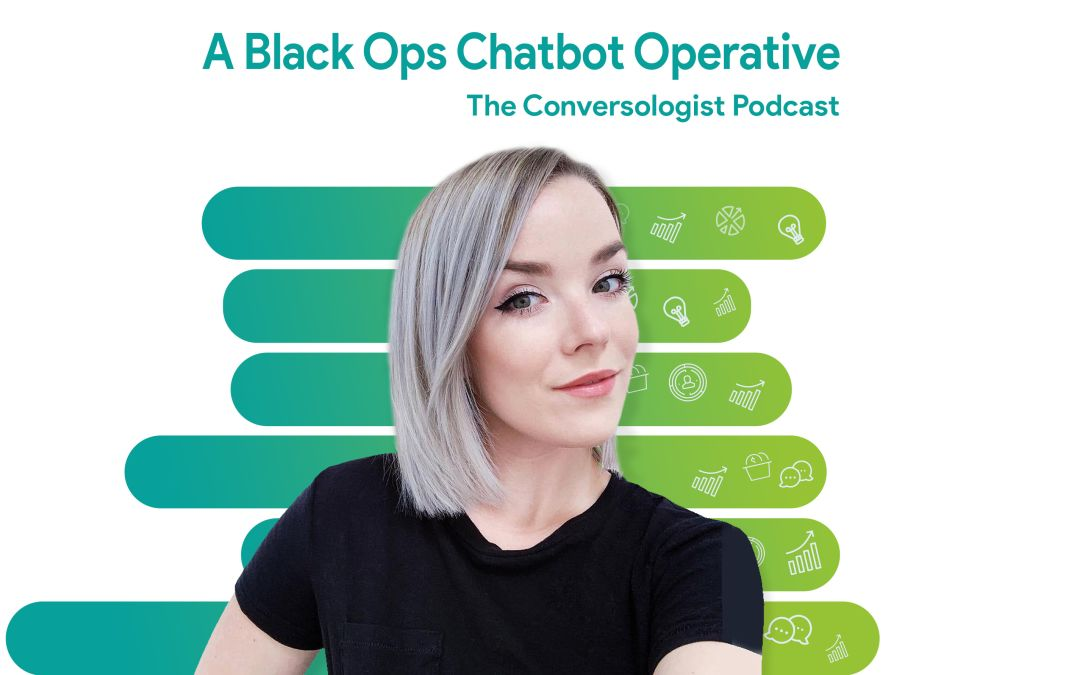 A Conversation with a Black Ops Chatbot Operative