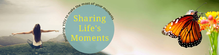 Sharing Life's Moments Header