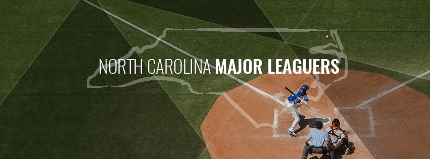 NC Major Leaguers Cover