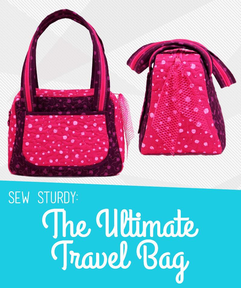 Sew Modern Bags Pinterest Post