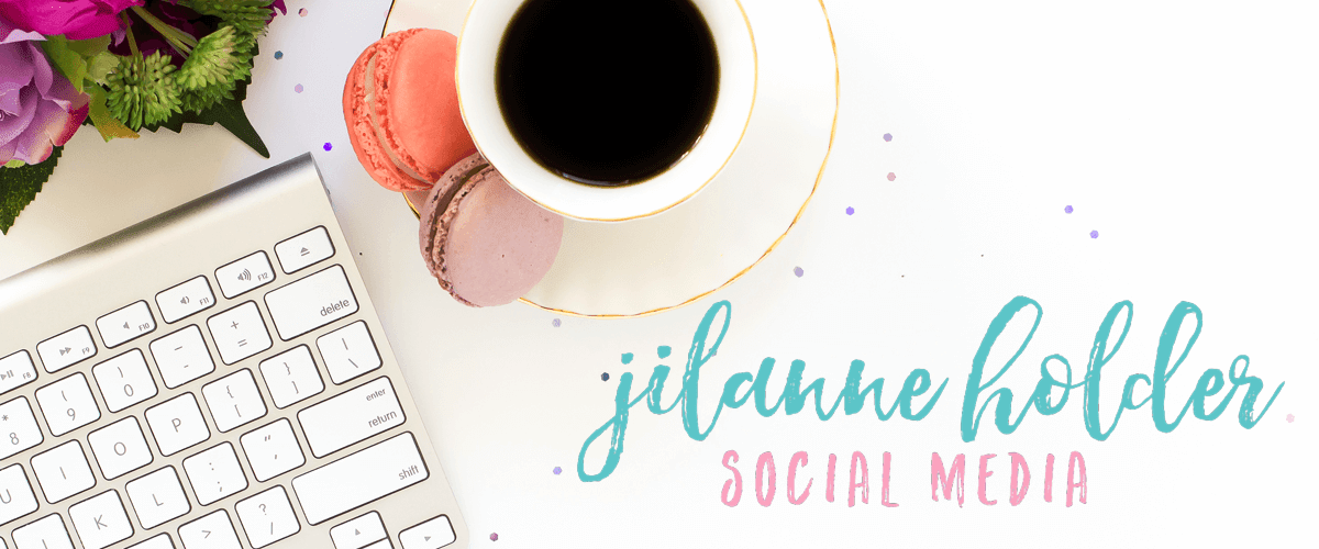 Jilanne Holder Blog Header