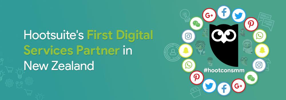 Conversologie Hootsuite Digital Services Partner New Zealand