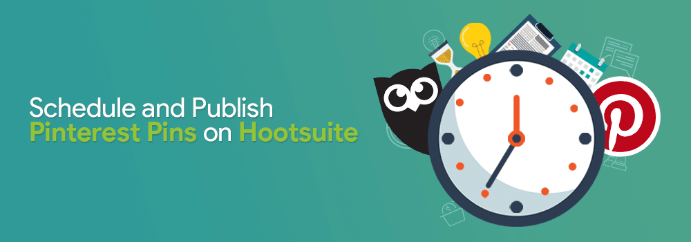 Pinterest profiles on Hootsuite