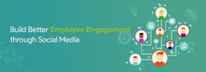 employee engagement social media