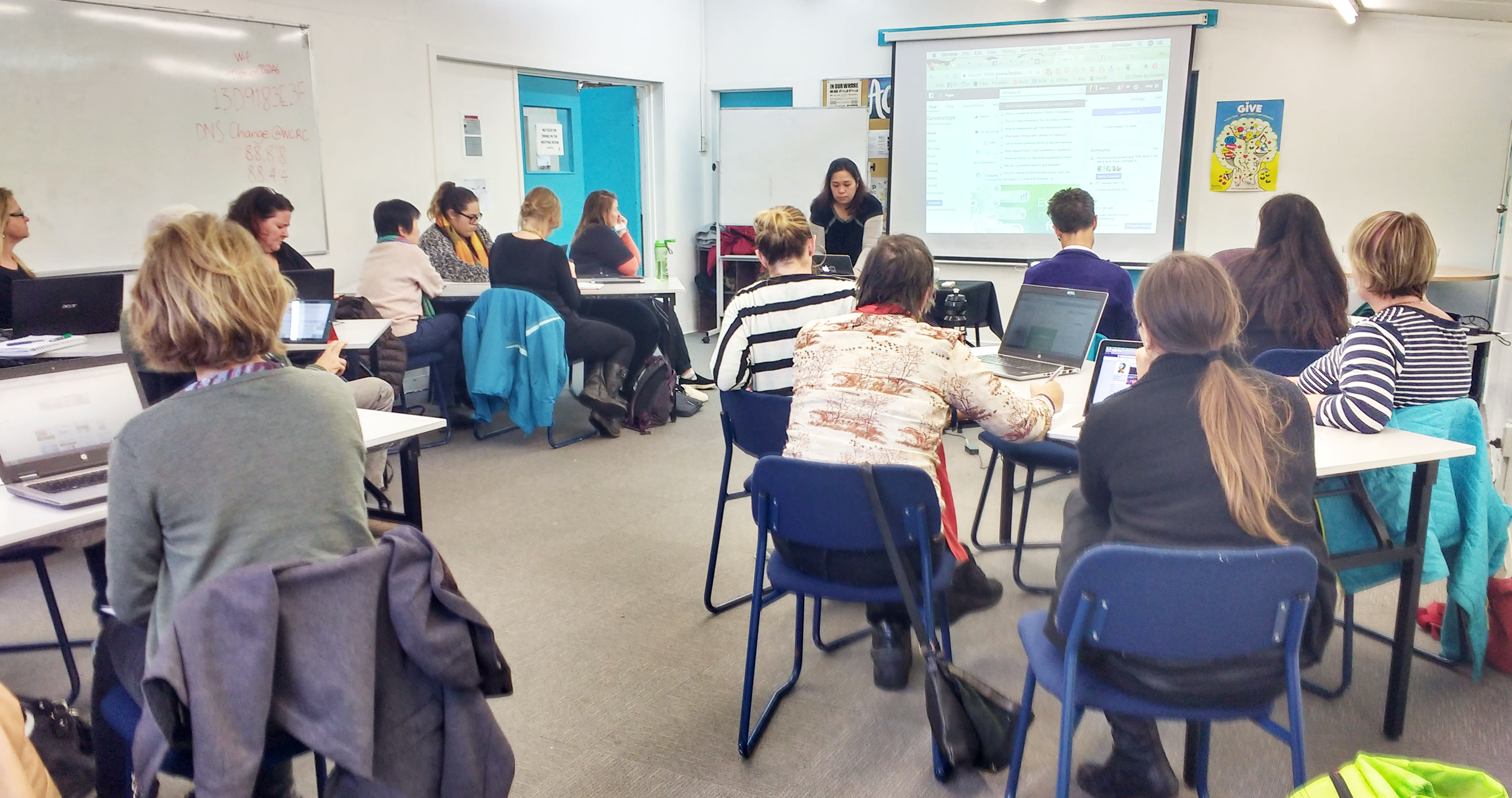 Social media training Conversologie