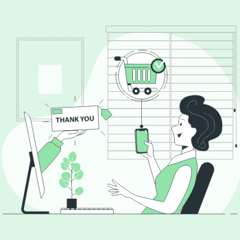 The eCommerce Thank You Page Getting More By Just Saying Thanks
