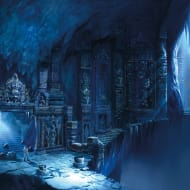 Ice Temple Interior