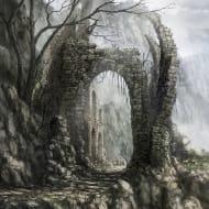 Majula Gate - Dark Souls II