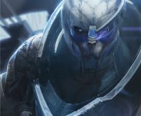 Garrus (Archangel) - Mass Effect