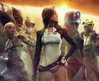The Team - Mass Effect