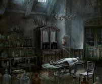 Iosefka\'s Clinic - Bloodborne