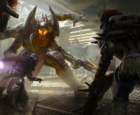 Riksis, Devil Archon - Destiny