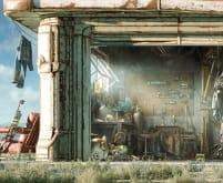 Garage Exterior - Fallout 4