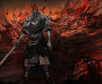 Gwyn Lord of Cinder - Dark Souls