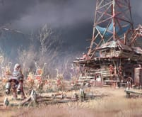 Power Tower Farm - Fallout 4