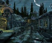 Riverwood Nighttime - Skyrim
