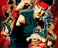 Virtua Fighter - red variant