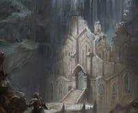 Snow Elf Temple - Skyrim