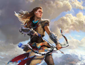 Aloy - Horizon Zero Dawn, Guerrilla ©