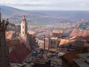 Antananarivo Vista - Uncharted 4, Naughty Dog ©