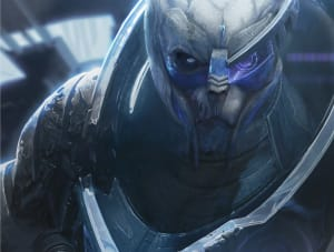 Garrus (Archangel) - Mass Effect, BioWare ©