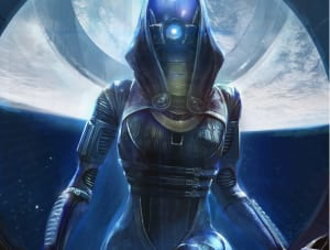 Tali - Mass Effect, BioWare ©