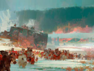 Refugees - Guild Wars 2, ArenaNet ©