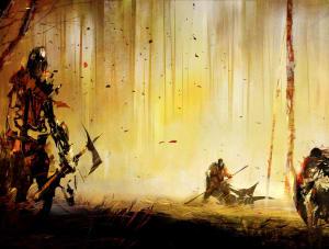 Undead Forest - Guild Wars 2, ArenaNet ©