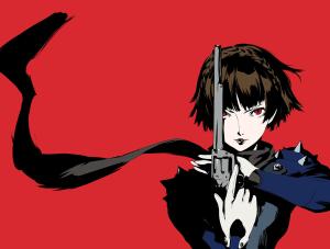 Makoto - Persona 5, Atlus ©