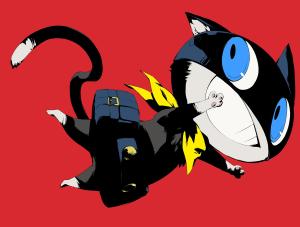 Morgana - Persona 5, Atlus ©