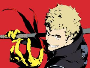 Ryuji - Persona 5, Atlus ©