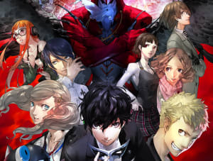 Take Your Heart - Persona 5, Atlus ©