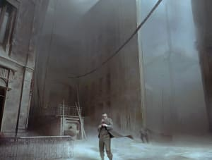 Dust Storm Coming - Dishonored 2, Bethesda Softworks ©