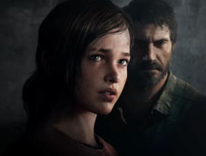 Ellie and Joel, Sony Computer Entertainment ©