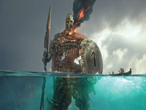 Týr - God of War, SIE Santa Monica Studio ©