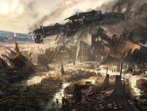 Scrapyard Wasteland - Killzone, Guerrilla Games ©