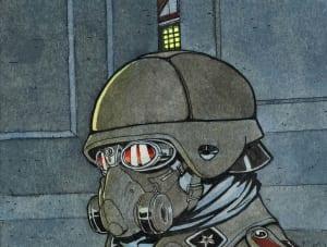 Soldier No.1, Guerrilla Games ©