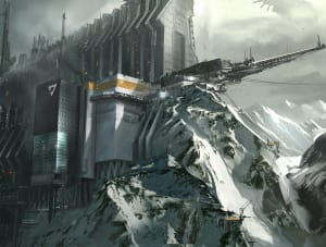 Stahl Arms - Killzone, Guerrilla Games ©