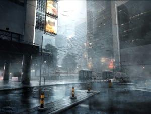 Heavy rain, EA ©